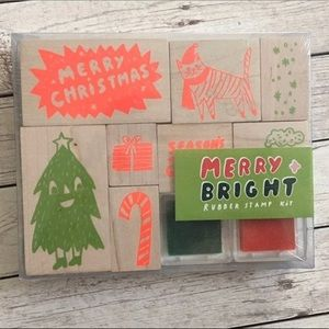 NEW! Christmas Stamp set